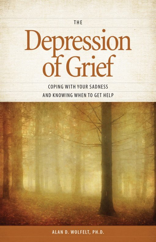 Participants will receive a copy of The Depression of Grief: Coping with Your Sadness and Knowing When to Get Help.