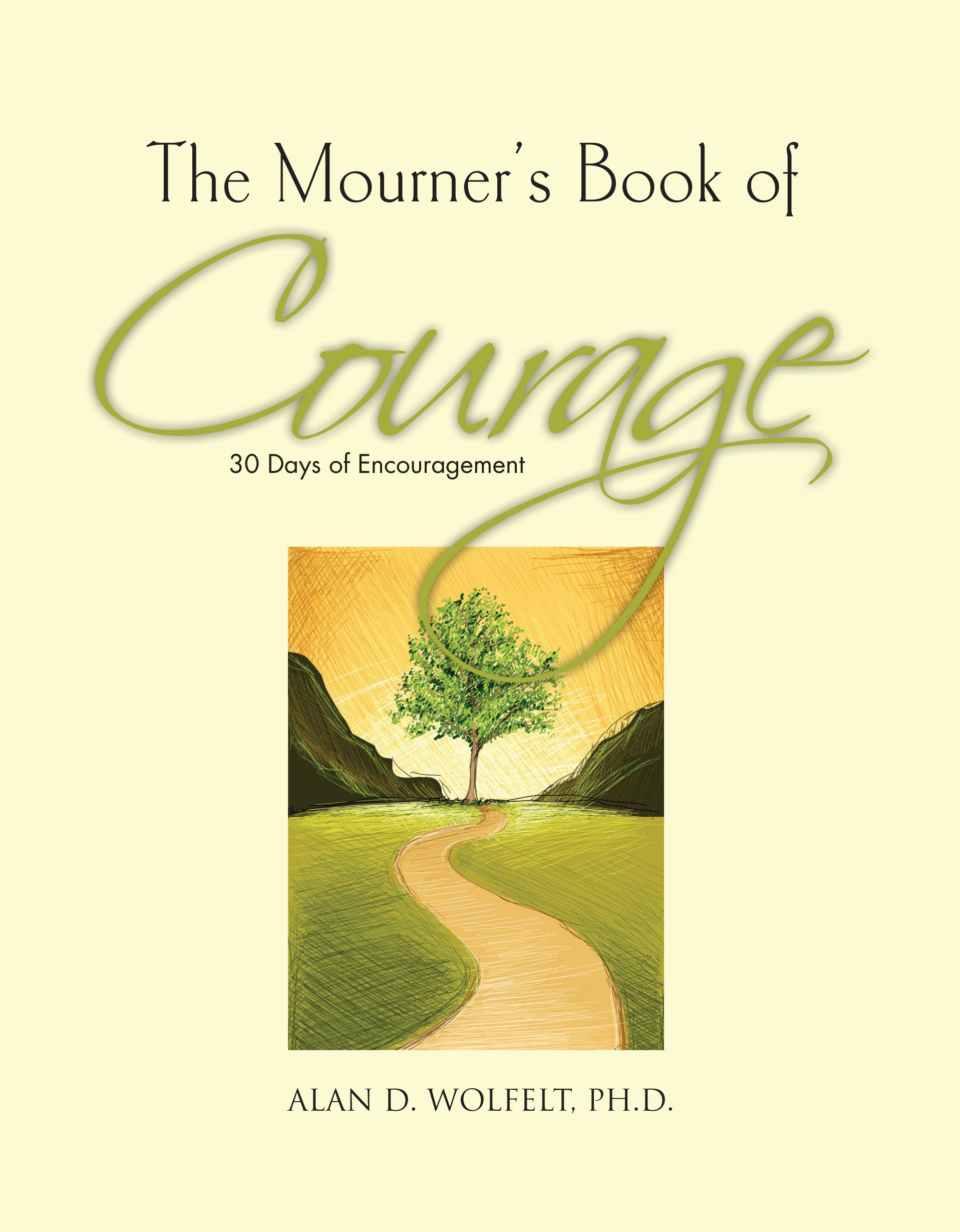 Mourners Book Of Courage