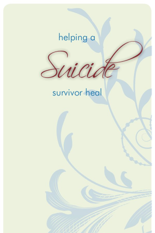 Help in coping with a suicide...?