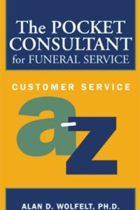 The Pocket Consultant for Funeral Service