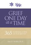 "Read the book: ""Grief One Day at a Time"""