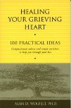 "Read the book: ""Healing our Grieving Heart"""
