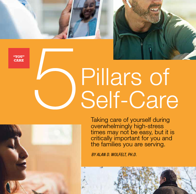 The Director: 5 Pillars of Self-Care