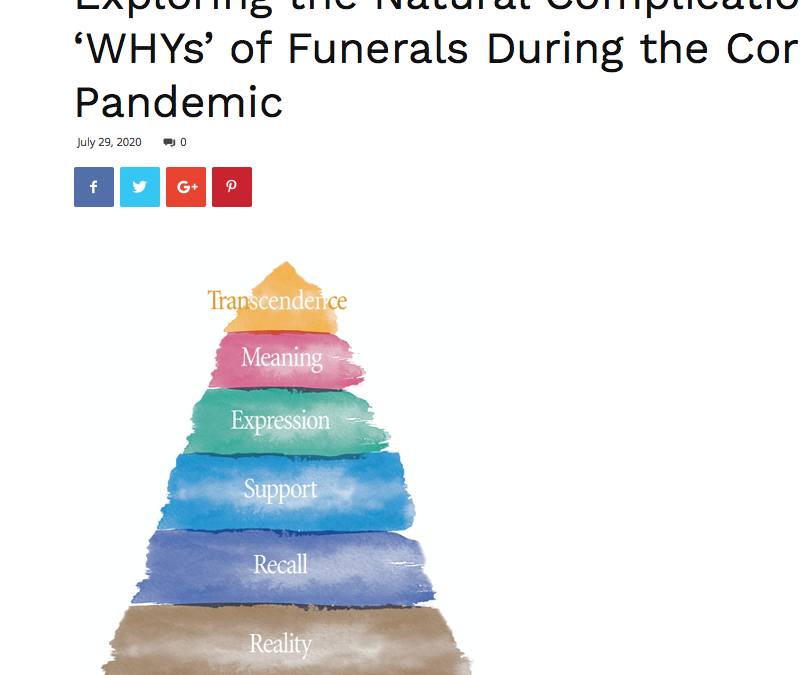 "The Leader: Exploring the Natural Complications of the ""WHYs"" of Funerals During the Coronavirus Pandemic"