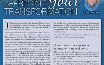 Frontline: Appreciate Your Transformation